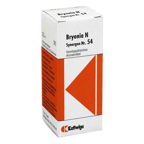 Synergon 54 Bryonia N Tropfe - 1