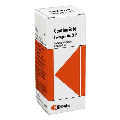 Synergon 59 Cantharis N Trop - 1