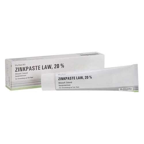 Zinkpaste Law - 1