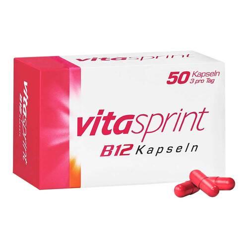 Vitasprint B 12 Kapseln - 1