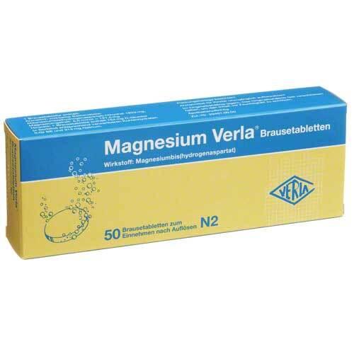 Magnesium Verla Brausetabletten - 1