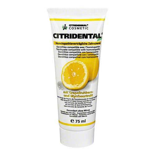 Citridental Zahncreme - 1