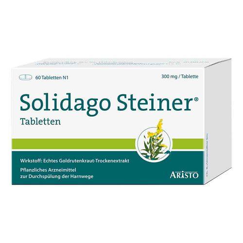 Solidago Steiner Tabletten - 1