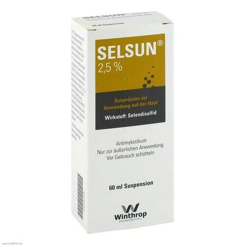 Selsun Suspension - 1