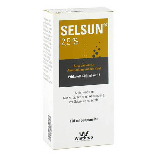 Selsun Suspension - 1