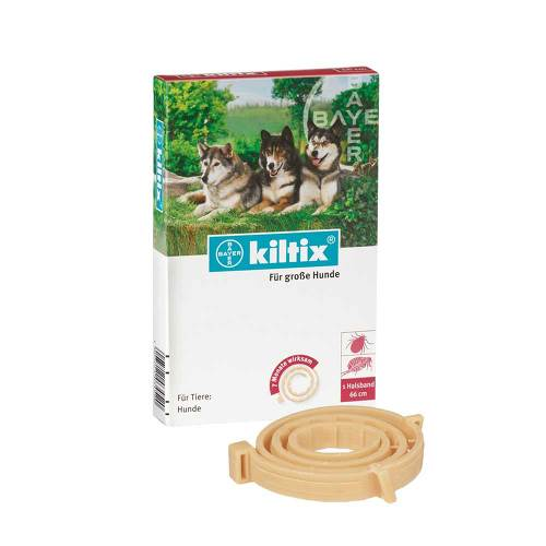 Kiltix für große Hunde Halsband - 1