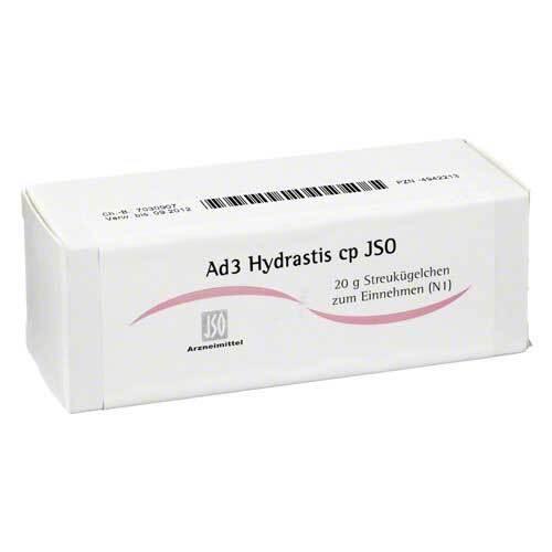 JSO JKH Adermittel Ad 3 Hydr - 1