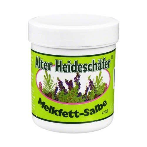 Melkfett Salbe Alter Heideschäfer - 1