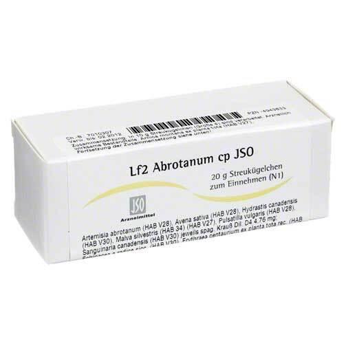 JSO JKH Lymphmittel Lf 2 Abr - 1