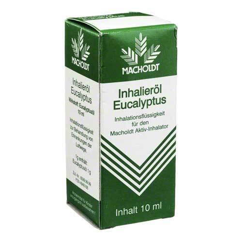 Macholdt Inhalieröl Eukalyptus - 1