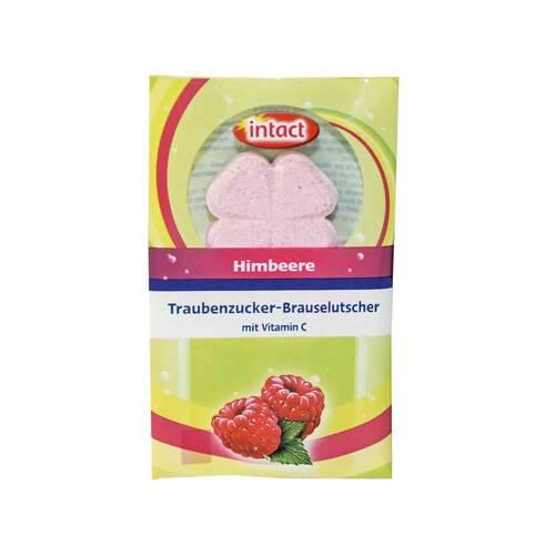 Intact Traubenzucker Lutscher Himbeere - 1