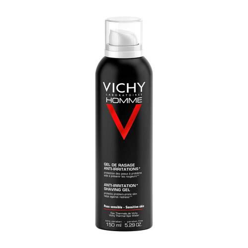 Vichy Homme Rasiergel gegen Hautirritationen - 1
