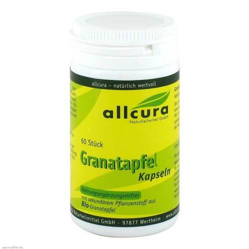 Granatapfel Kapseln - 1