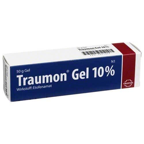Traumon Gel 10% - 1