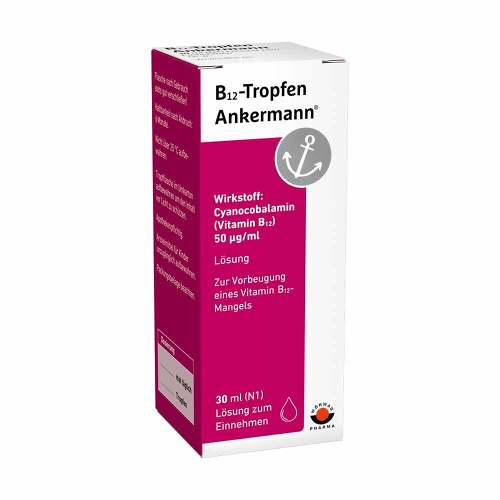 B12 Ankermann Tropfen - 1