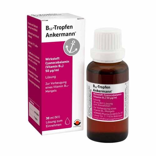 B12 Ankermann Tropfen - 2