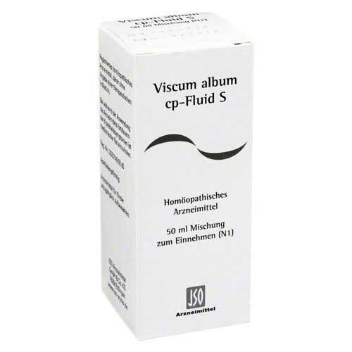 Viscum album Cp. Fluid S Tro - 1