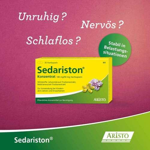 Sedariston Konzentrat Hartkapseln - 2