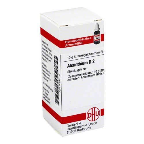 Absinthium D 2 Globuli - 1