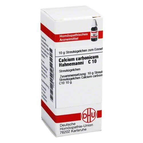 DHU Calcium carbonicum C 10 Globuli - 1