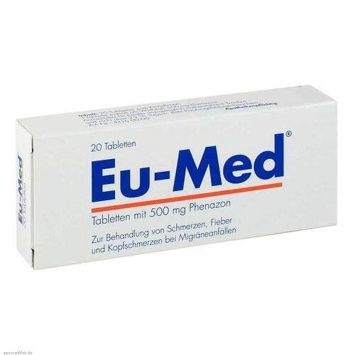 EU-Med Tabletten - 1
