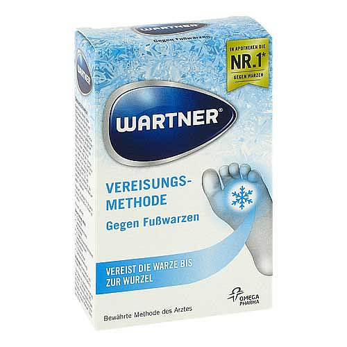 Wartner Fußwarzen Spray - 1