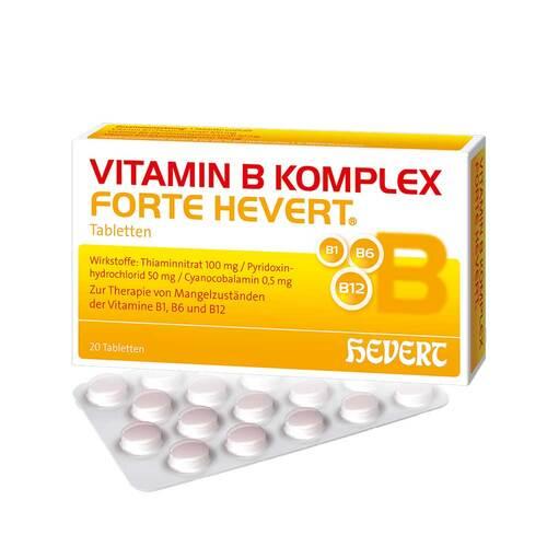 Vitamin B Komplex forte Hevert Tabletten - 1