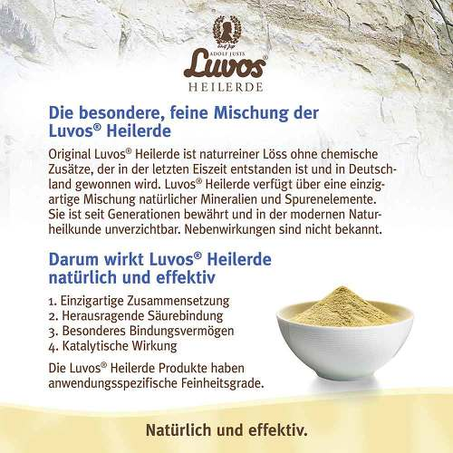Luvos Heilerde 2 hautfein - 3