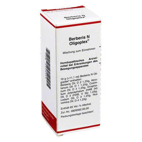 Berberis N Oligoplex Liquidu - 1
