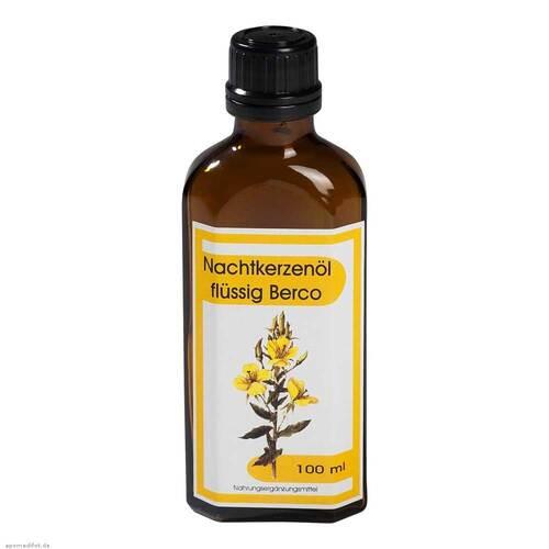 Nachtkerzenöl flüssig Berco - 1