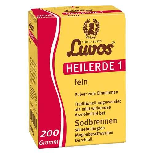 Luvos Heilerde 1 fein - 1