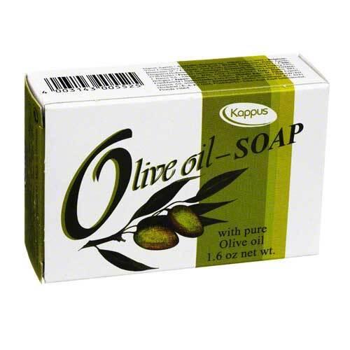 Kappus Olivenöl Seife - 1