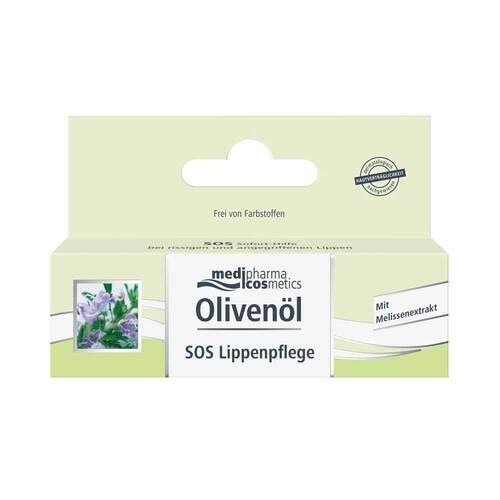 Olivenöl SOS Lippenpflege - 1