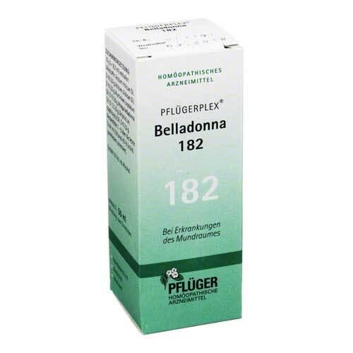 Pflügerplex Belladonna 182 Tropfen - 1