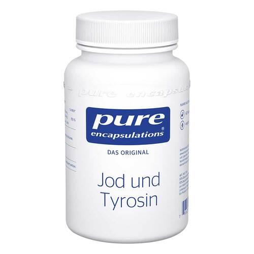 Pure Encapsulations Jod und Tyrosin Kapseln - 1