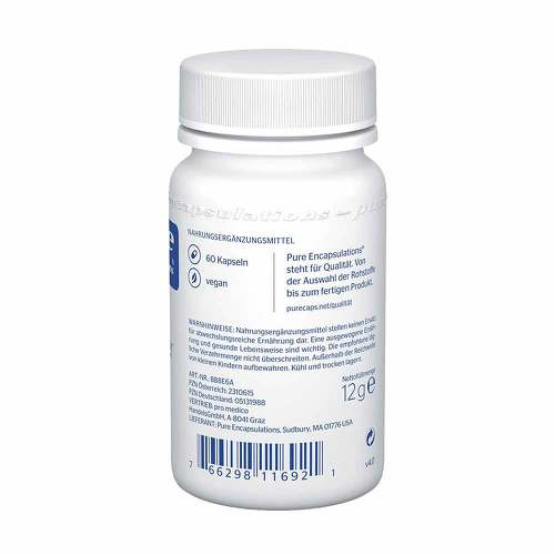 Pure Encapsulations Heidelbeer Extrakt 80 mg Kapseln - 2
