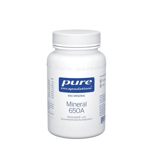 Pure Encapsulations Mineral 650A Kapseln - 1