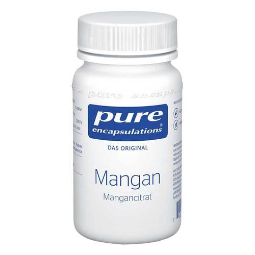 Pure Encapsulations Mangan Mangancitrat Kapseln - 1