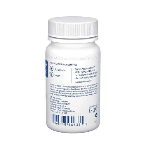 Pure Encapsulations Mangan Mangancitrat Kapseln - 2