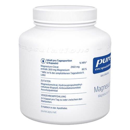 Pure Encapsulations Magnesium Magnesiumcitrat Kapseln - 3