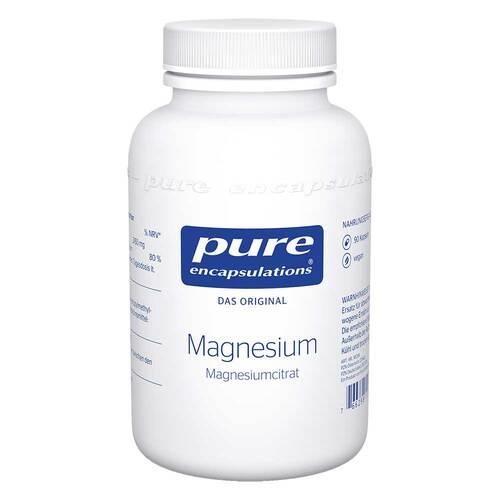 Pure Encapsulations Magnesium Magnesiumcitrat Kapseln - 1