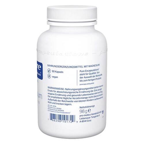 Pure Encapsulations Magnesium Magnesiumcitrat Kapseln - 2