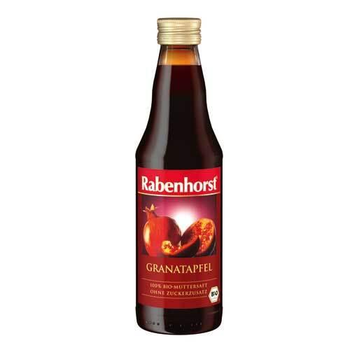 Rabenhorst Granatapfel Bio Muttersaft - 1