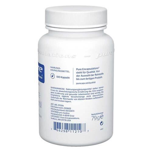 Pure Encapsulations Nachtkerzenöl Kapseln - 2