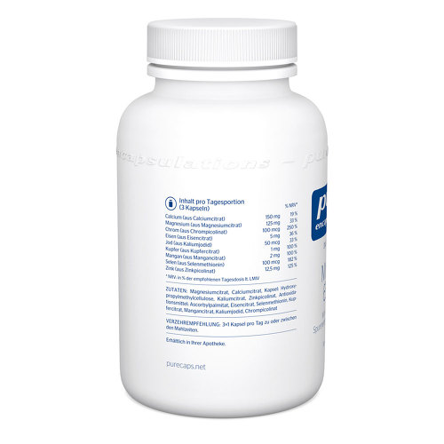 Pure Encapsulations Mineral 650A Kapseln - 3