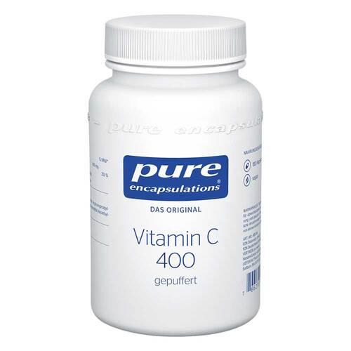 Pure Encapsulations Vitamin C 400 gepuffert Kapseln - 1