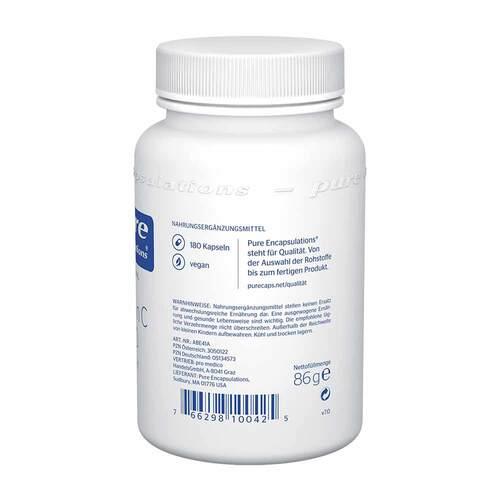 Pure Encapsulations Vitamin C 400 gepuffert Kapseln - 2
