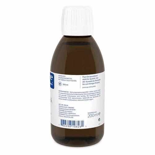 Pure Encapsulations EPA/DHA Liquid - 2