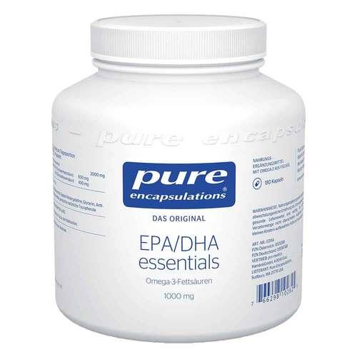 Pure Encapsulations EPA/DHA essentials 1000 mg Kapseln - 1