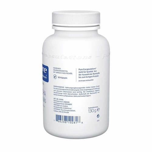 Pure Encapsulations EPA/DHA essentials 1000 mg Kapseln - 2